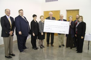 LLCC Foundation accepts bequest