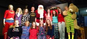 TT w Santa