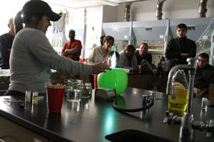 Haunted Lab Experiment