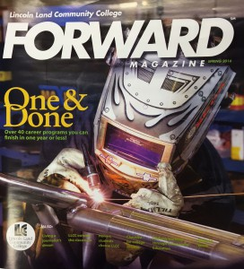 Image of FORWARD cover