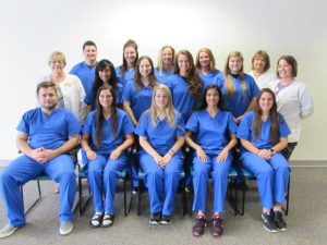 CNA graduates, LLCC-Jacksonville