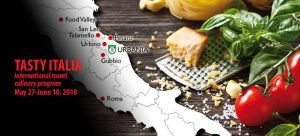 Culinary trip to Italy