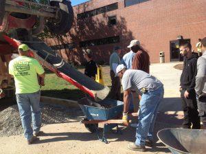 HCCTP sidewalk repair