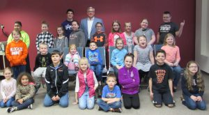 2018 Spring Regional Office of Education Art Show participants