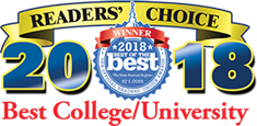 Readers' Choice 2018 Best College/University