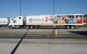 LLCC semi truck