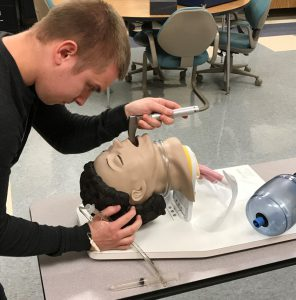 adult airway trainer