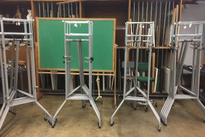 new easels