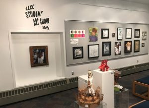 LLCC Student Art Show 2019