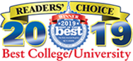 State-Journal Register Reader's Choice 2019 Best College/University