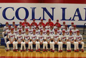 LLCC Logger baseball team