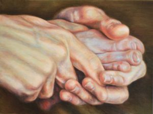 """Ryan's Hands"" by Diane Wilson"