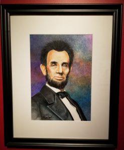 """Lincoln"" by Greg Walbert"