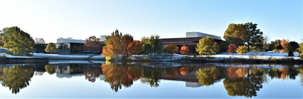 Macoupin Lake, and Menard and Sangamon halls