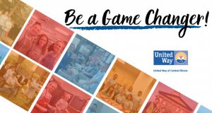 Be a Game Changer! United Way