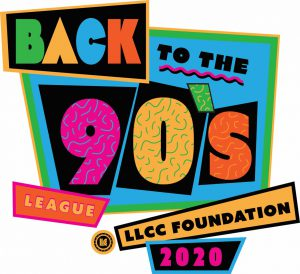 Back to the 90s. LEAGUE. LLCC Foundation 2020