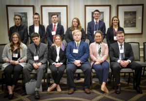 2020 Model UN group from LLCC