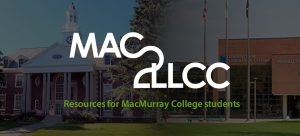 Mac2LLCC. Resources for MacMurray College students