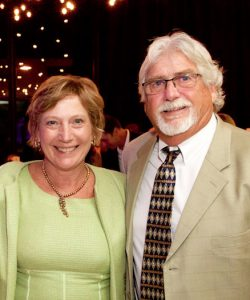 Cinda and Frank Edwards