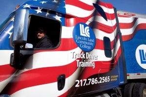 LLCC Lincoln Land Community College Truck Driver Training 217.786.2565 Student Driver