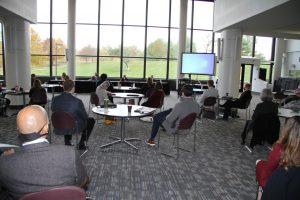 2020-21 Leadership Springfield meeting at LLCC