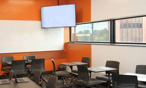active classroom - orange
