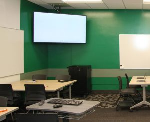 active classroom - green