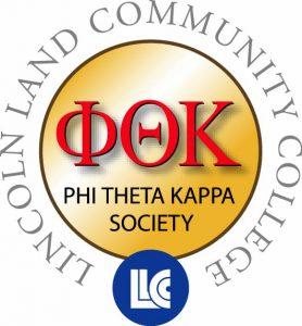 Lincoln Land Community College Phi Theta Kappa Society. LLCC.