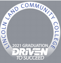 Lincoln Land Community College 2021 Graduation Driven to Succeed