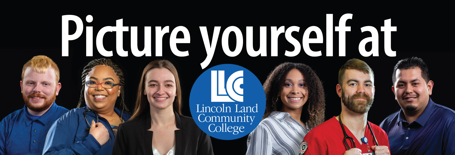 Picture yourself at LLCC Lincoln Land Community College