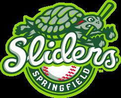 Sliders Springfield baseball team logo