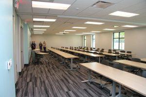 Nursing Center classroom